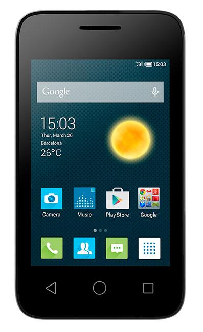 Alcatel Pixi 3 4009D