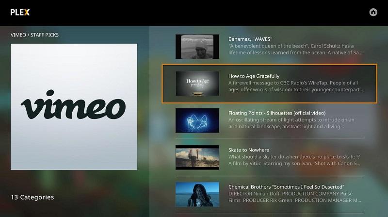 Vimeo – источник прекрасного настроения!