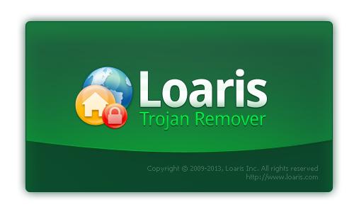 Программа «Loaris Trojan Remover»