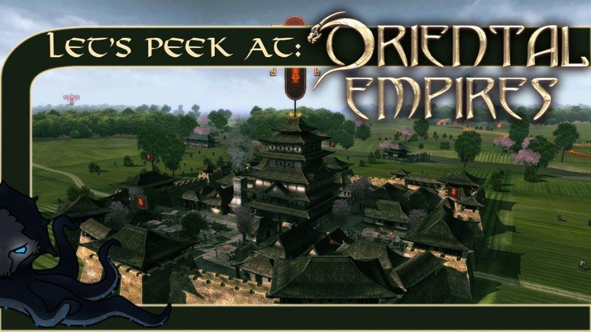 Игра Oriental Empires