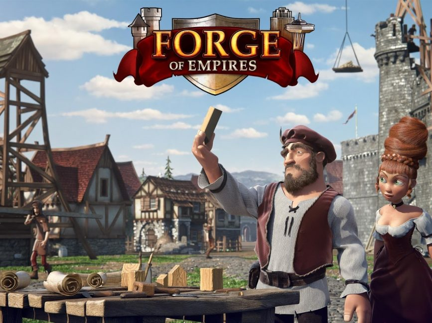Браузерная игра Forge of Empires