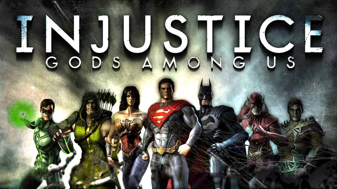 Превью игры Injustice: Gods Among Us