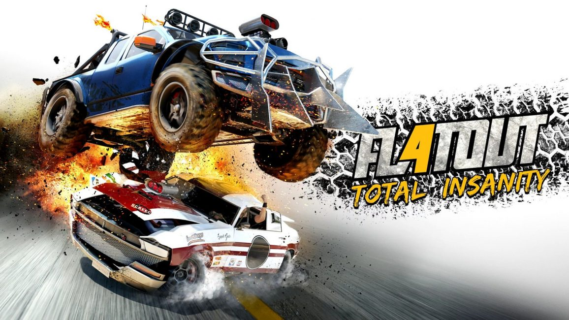 Игра в жанре «гонки»: FlatOut 4: Total Insanity