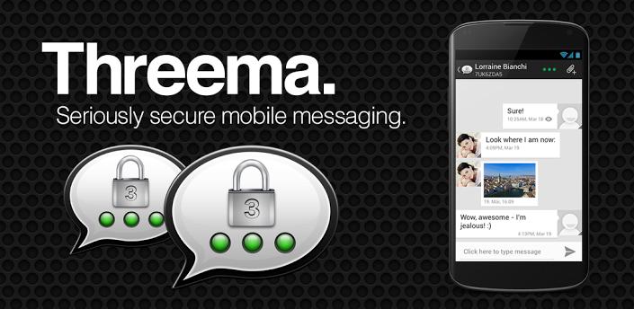 Мобильный месенджер «Threema»