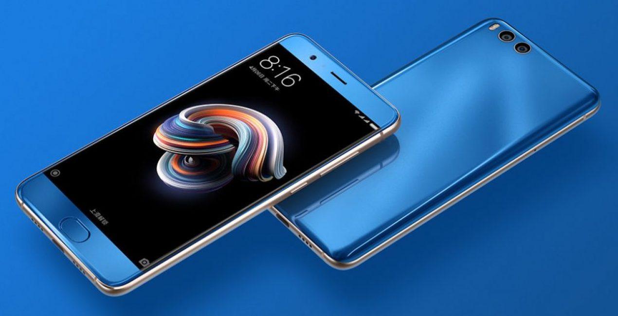 Xiaomi Mi Note 3 Pro