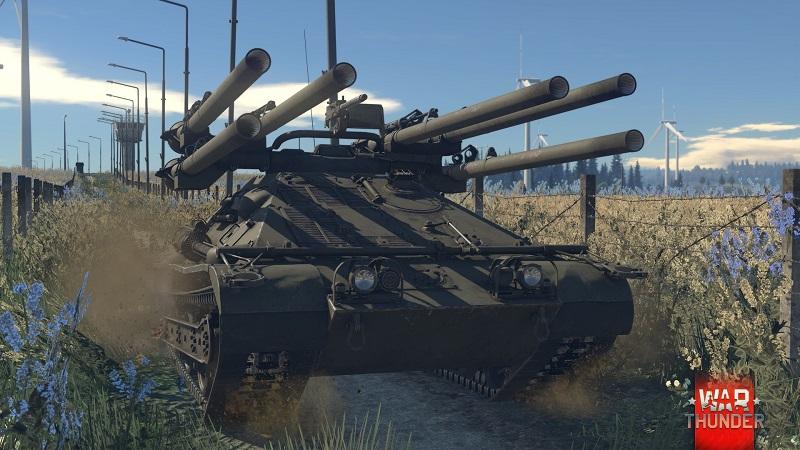 Красавец-танк