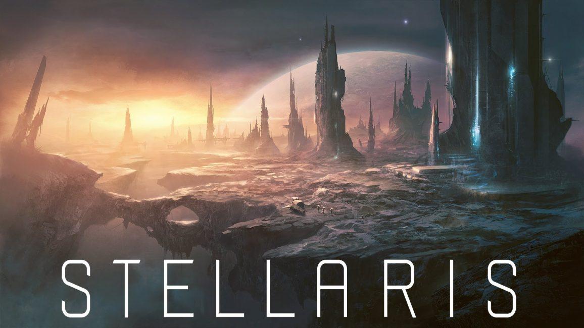 Заставка игры Stellaris