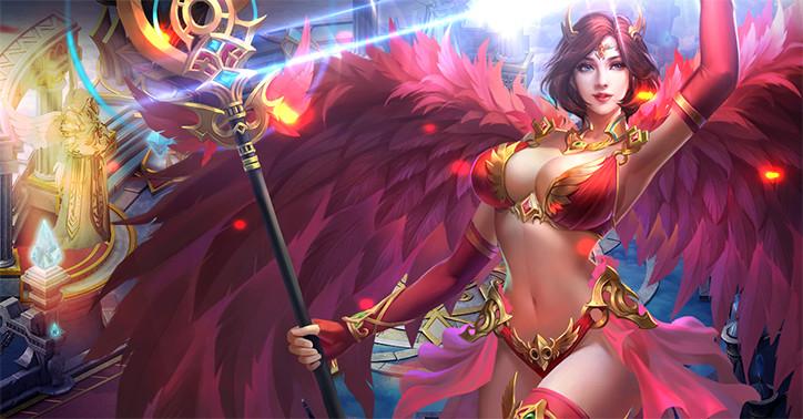 Браузерная игра Omega zodiac