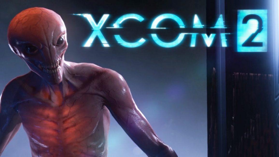 Заставка игры XCOM 2