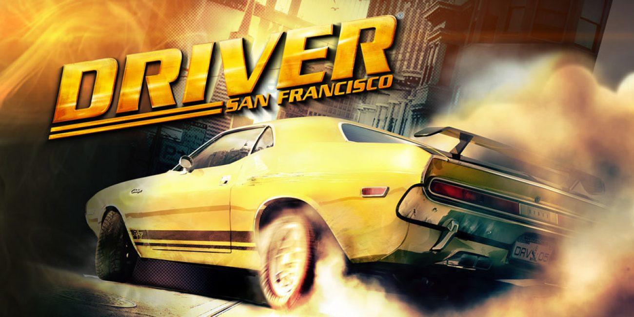 Игра в жанре «гонки»: Driver: San Francisco