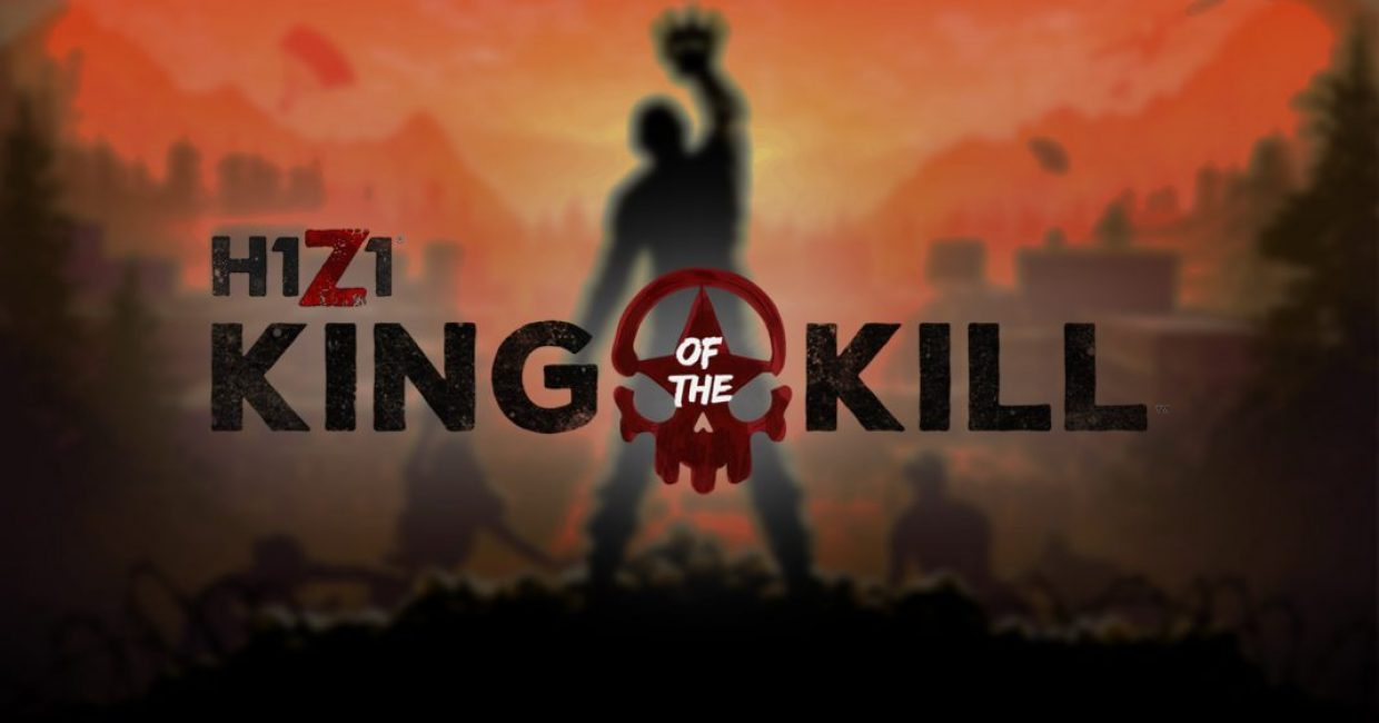Заставка игры H1Z1: King of the Kill