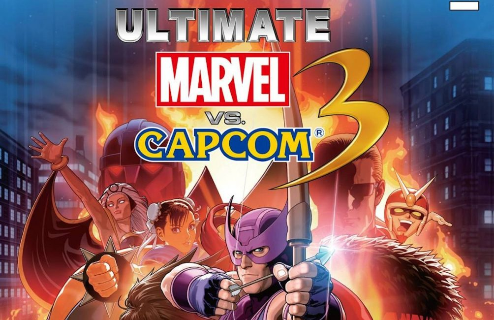 Превью игры Ultimate Marvel VS. Capcom 3