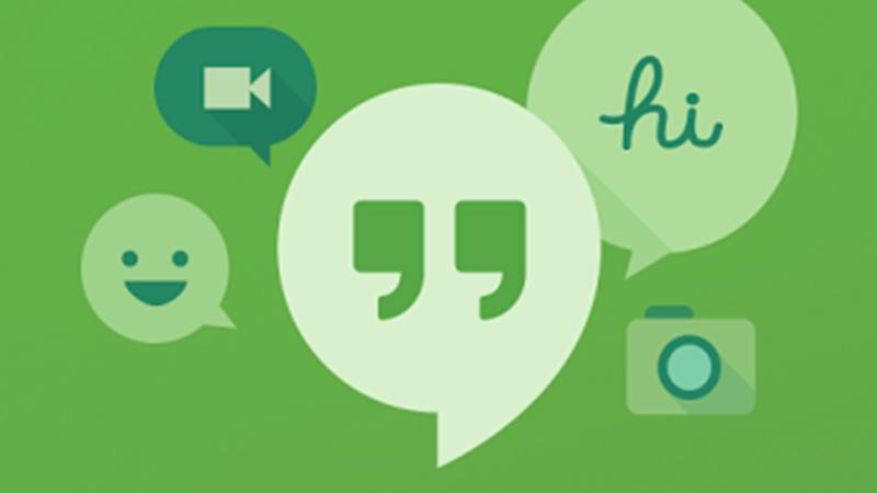 Мобильный месенджер «Hangouts»
