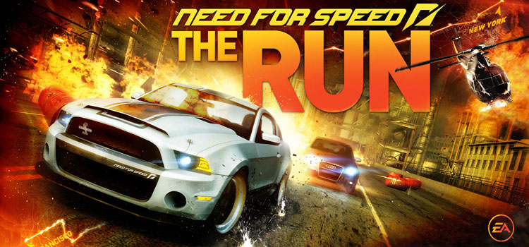 Игра в жанре «гонки»: Need for Speed: The Run