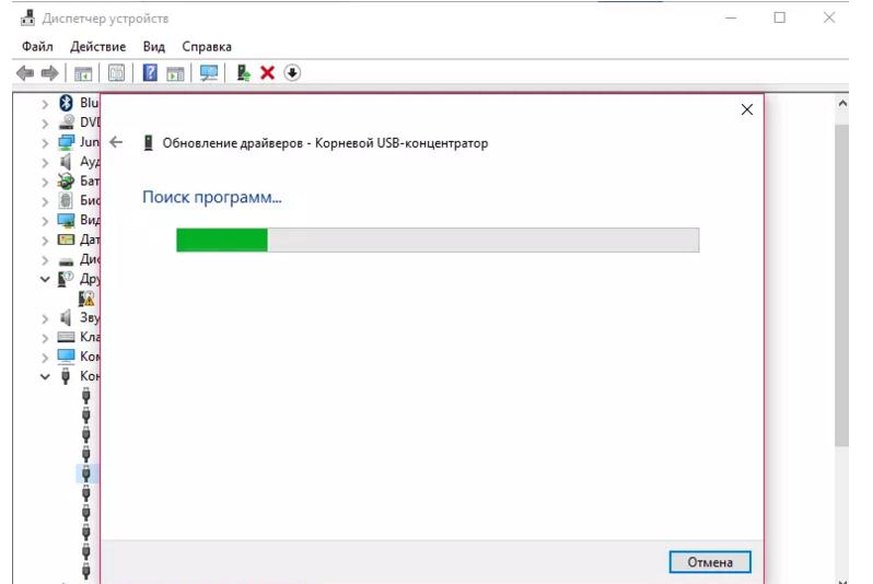 Программа сама обнаружит необходимые файловые документы и установит нужное