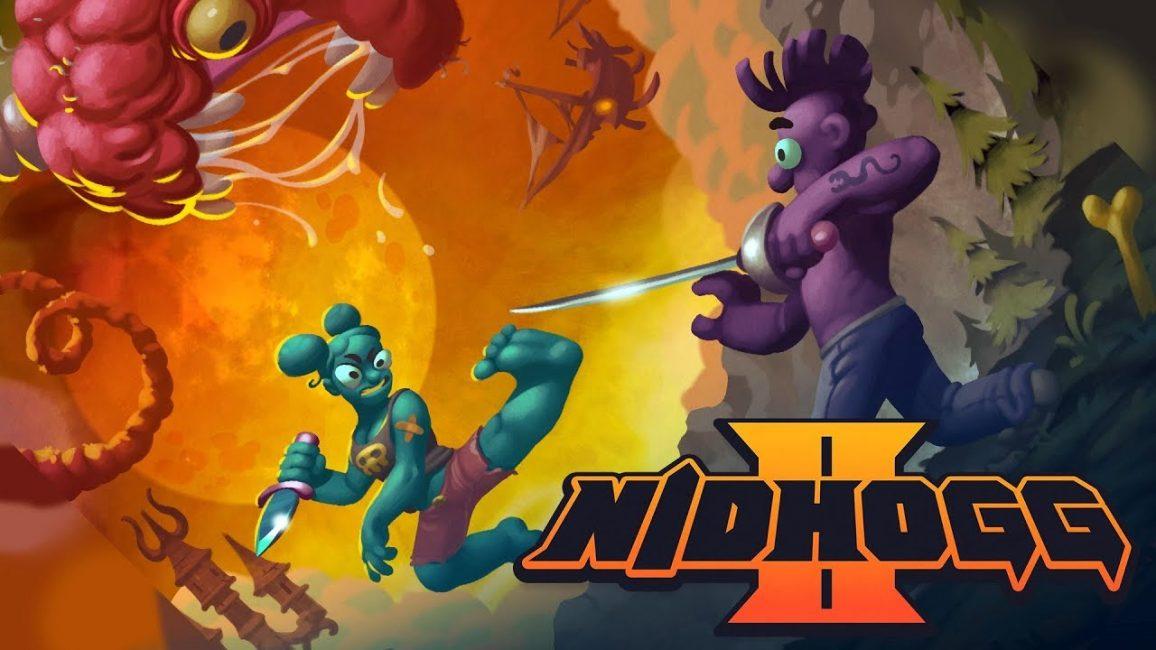 Превью игры Nidhogg 2