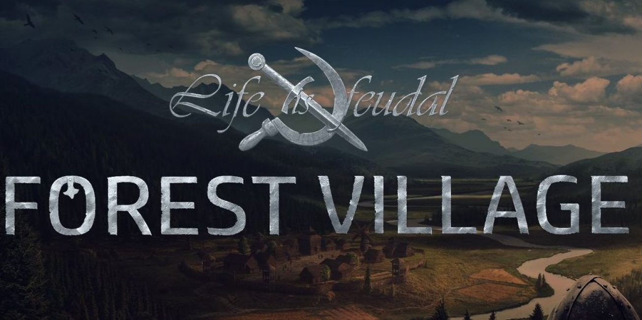 Заставка игры Life is Feudal: Forest Village