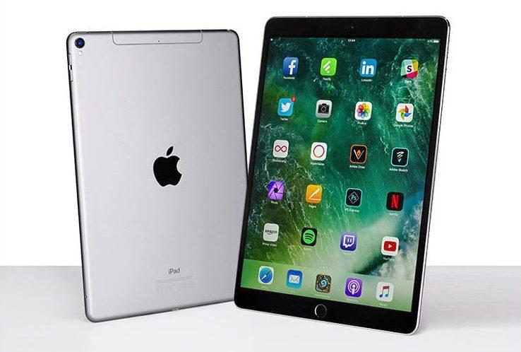 Стильный дизайн iPad Pro 10.5
