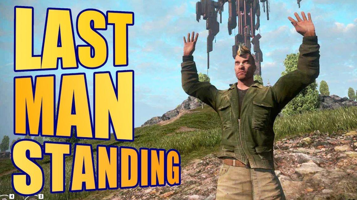 Заставка игры Last Man Standing