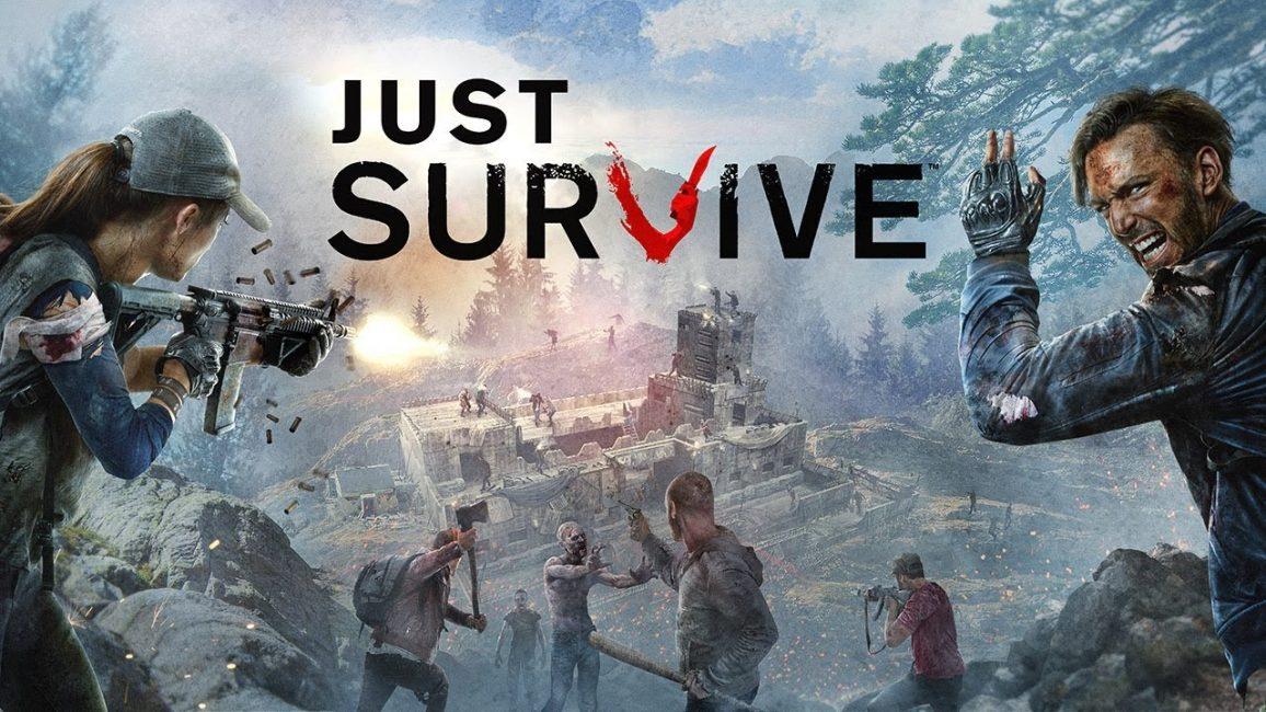 Заставка игры Just Survive