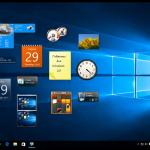 ТОП-10 гаджетов для Windows 10 на рабочий стол