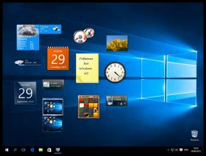 ТОП-10 Самых полезных гаджетов для Windows 10 на рабочий стол (+Бонус)