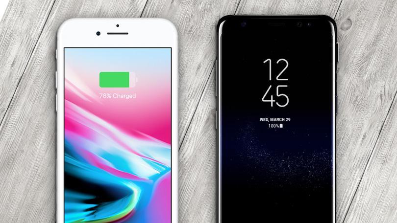 Сравнение Самсунг Галакси S8 и iPhone 8