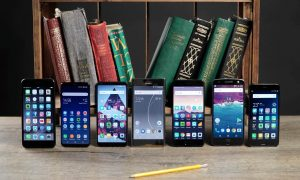 ТОП-15 моделей флагманских смартфонов 2018 года