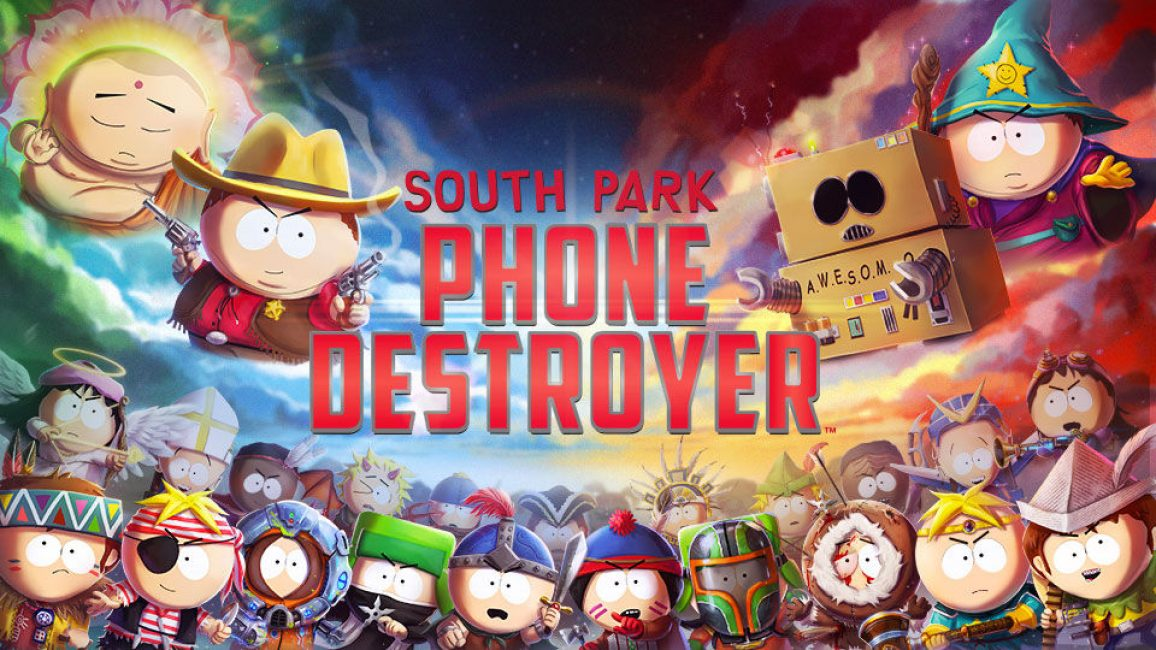 Игра South Park: Phone Destroyer™