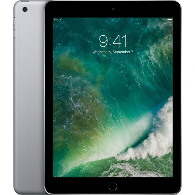 Внешний вид планшета Apple iPad 2017