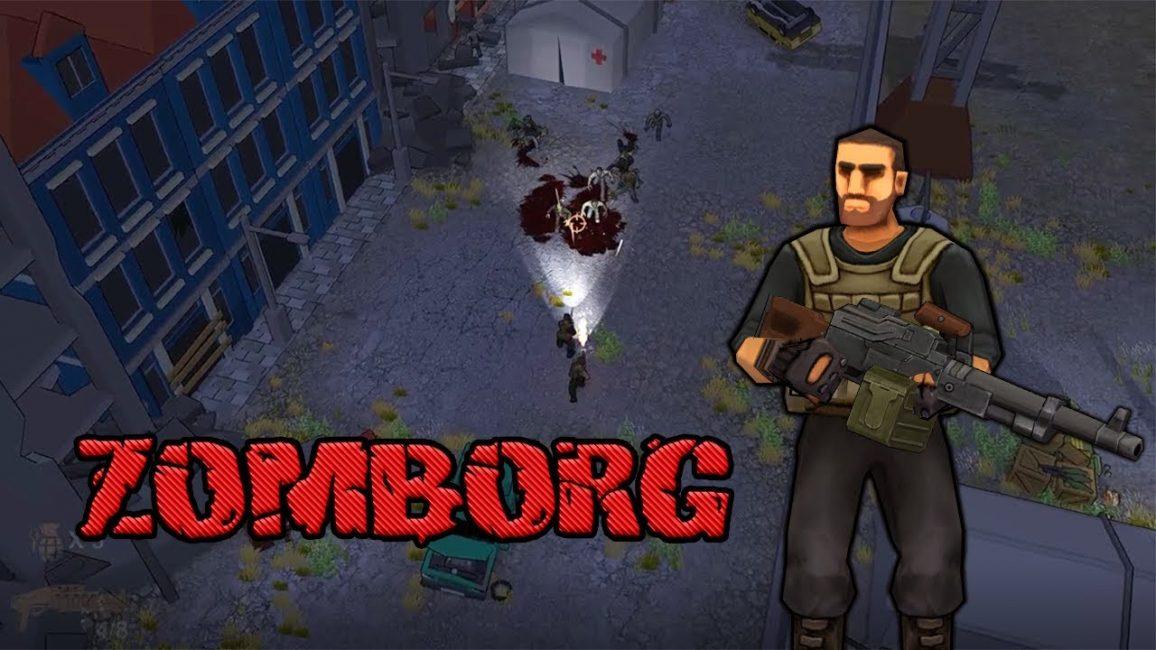Превью игры Zomborg