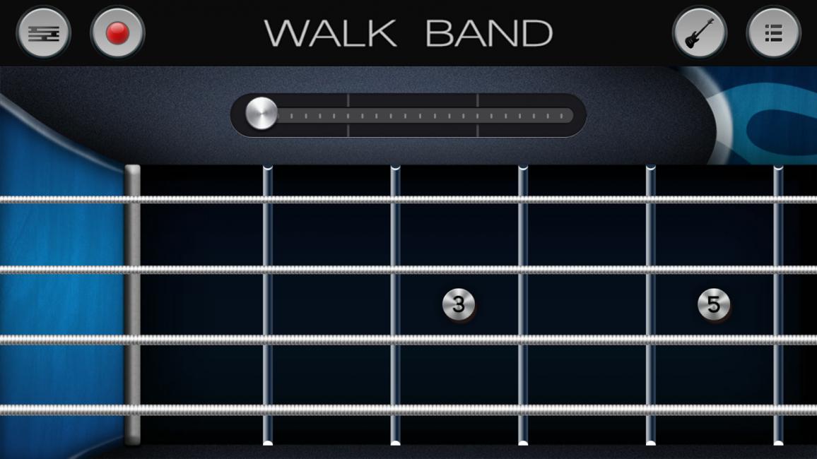 Программа для создания музыки на андроид Walk Band: Piano, Guitar, Drum