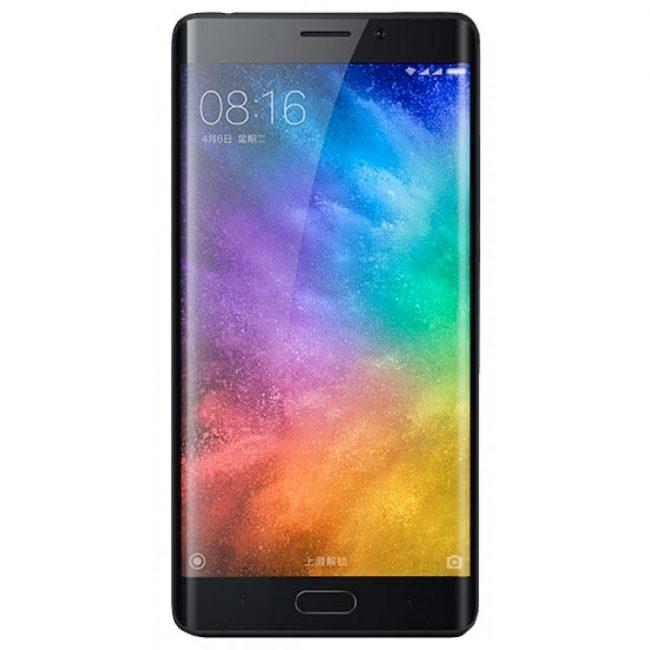 Внешний вид телефона Xiaomi Mi Note2