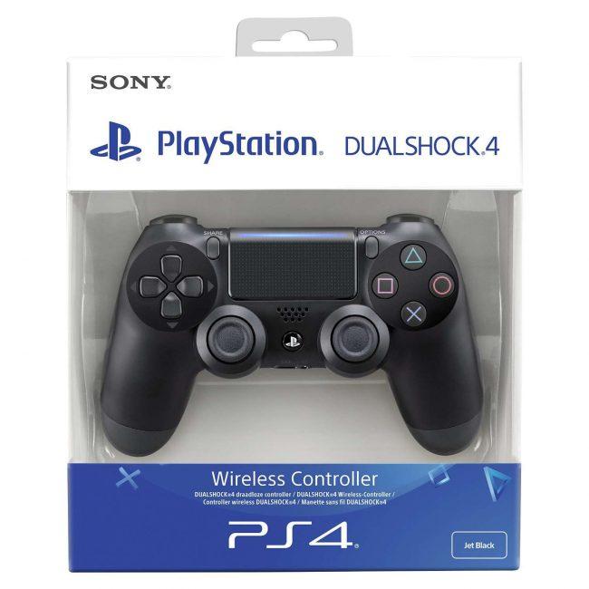 Внешний вид игрового джойстика Dualshock 4