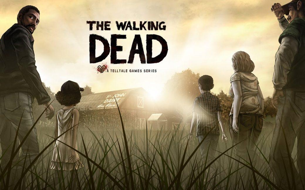 Превью игры The Walking Dead
