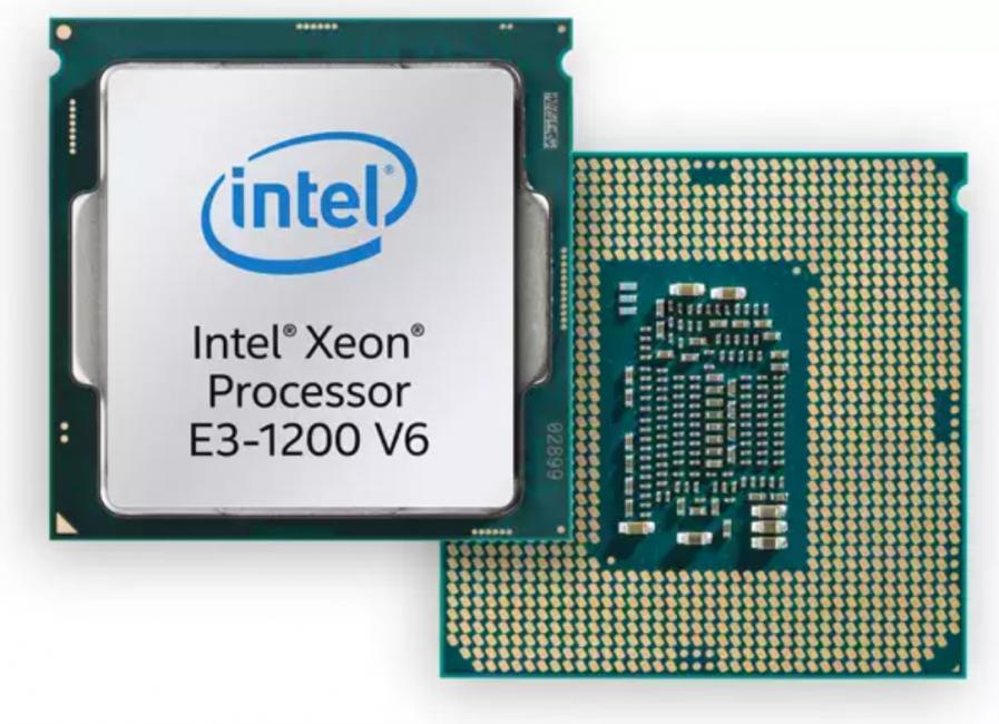 Процессор с поддержкой технологии Hyper-Treading, а также с встроенным графическим ядром Intel HD P630