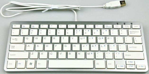 Подключение обычной клавиатуры