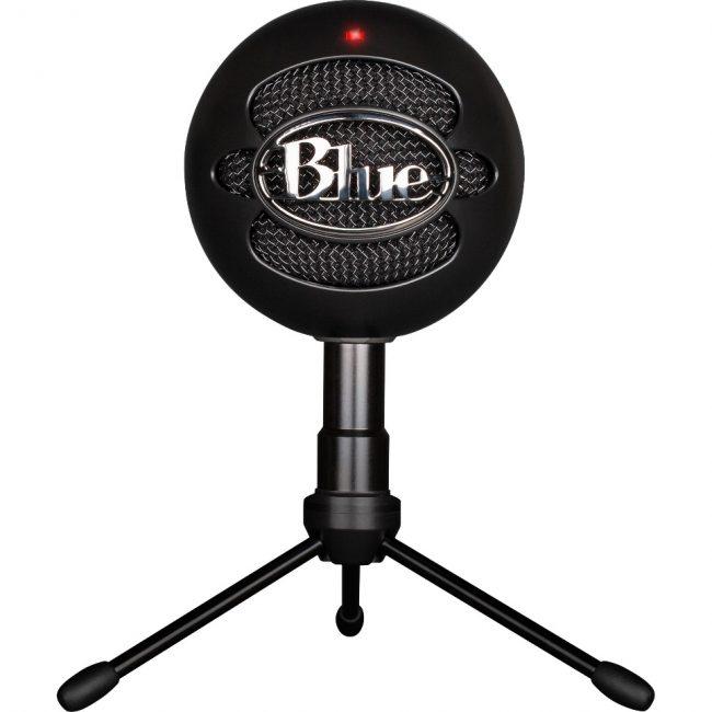 Внешний вид микрофона Blue Microphones Snowball iCE
