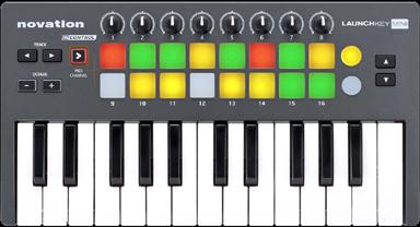 Программа для создания музыки на андроид Mikrosonic RD4 – Groovebox