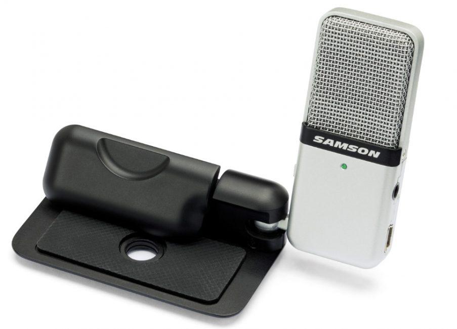 Внешний вид микрофона Samson Go Mic