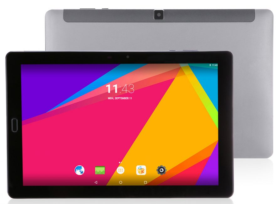 Внешний вид планшета Onda OBook 20 Plus