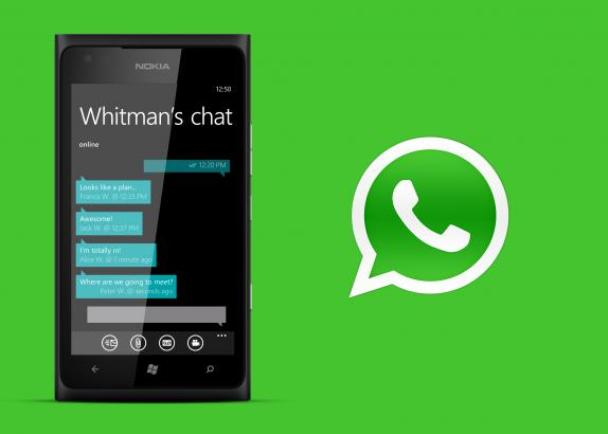 Обновить WhatsApp на Windows Phone очень просто