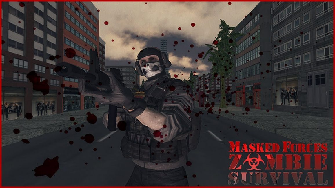 Превью игры Masked Forces: Zombie Survival