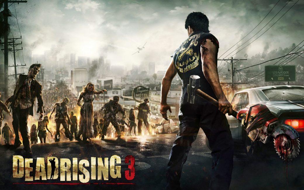 Превью игры Dead Rising 3
