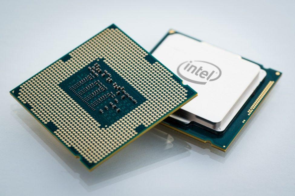 Внешний вид процессора Core i7