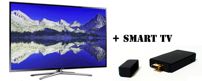 Подключение приставки Smart TV к обычному телевизору
