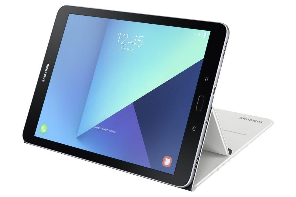 Внешний вид планшета Samsung Galaxy Tab S3