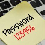 Переписывание паролей