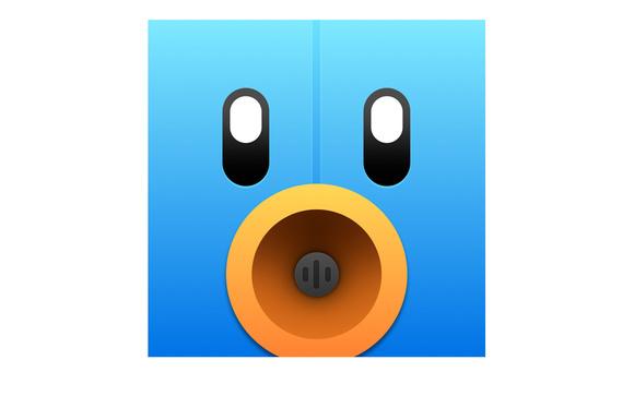 Программа для айфона «Твитбот 4»