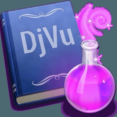 Ответы на вопросы о файле djvu